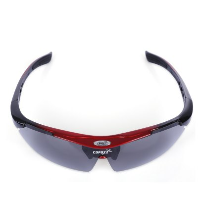 COPOZZ Outdoor Windproof Cycling Polarized Bicycle Goggles