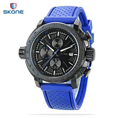 SKONE 5145EG Men Quartz Watch