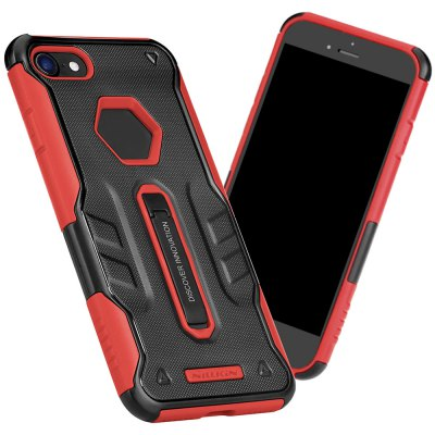 NILLKIN Defender 4 Case Alloy Stander Cover for iPhone 7