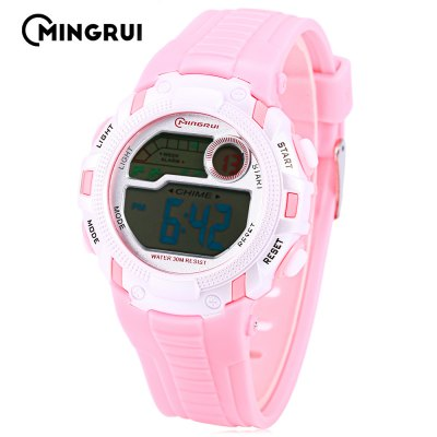 MINGRUI MR - 8562033 Children Digital LED Watch