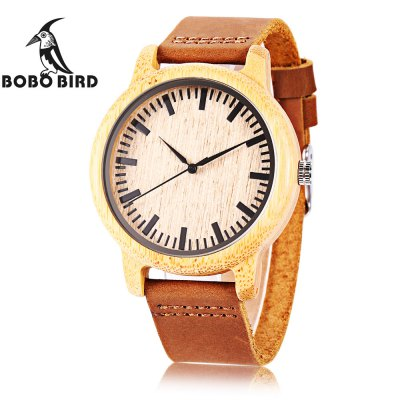BOBO BIRD A16 Male Quartz Watch
