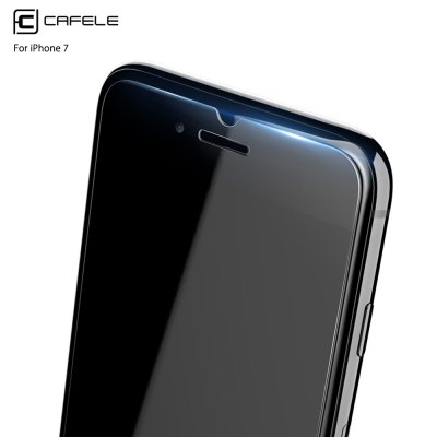 CAFELE 2.5D 9H Tempered Glass Film for iPhone 7 0.3mm