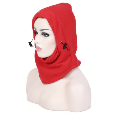Thermal Warm Thickened Fleece Windproof Face Mask