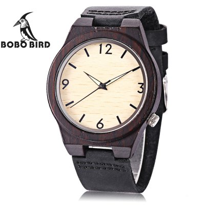 BOBO BIRD B11 Male Quartz Watch