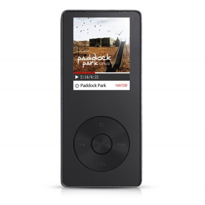 BENJIE K9 1.8 inch FM E-book 8G Memory MP3 Lossless Player