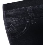 Ripped Skinny High Waisted Jeans for Women for sale