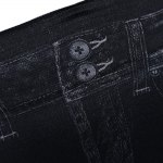 Ripped Skinny High Waisted Jeans for Women photo