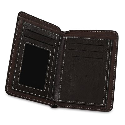 Dibao Leo Zipper Decoration Multi Card Bits WalletsCoin Purse &amp; Card Holder<br>Dibao Leo Zipper Decoration Multi Card Bits Wallets<br><br>Closure Type: Zipper<br>Color: Light Coffee, Dark Coffee<br>Gender: For Men<br>Height: 1.7 cm<br>Length(CM): 11.5 cm<br>Main Material: PU Leather<br>Package Contents: 1 x Wallet<br>Package size (L x W x H): 11.00 x 2.00 x 16.00 cm / 4.33 x 0.79 x 6.3 inches<br>Package weight: 0.125 kg<br>Pattern Type: Others<br>Product weight: 0.095 kg<br>Style: Vintage<br>Wallets Type: Standard Wallets<br>Width: 10 cm