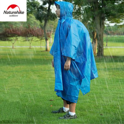 Outdoor Multifunction Raincoat Water-resistant Shade Cover