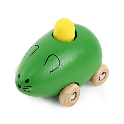 Youlebi Music Squeaking Wooden Mouse