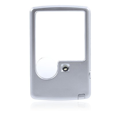 Magnifier Credit Card