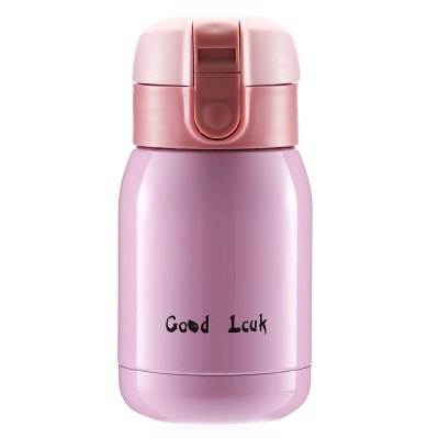 200ML Stainless Steel Candy Color Vacuum Bottle Cup