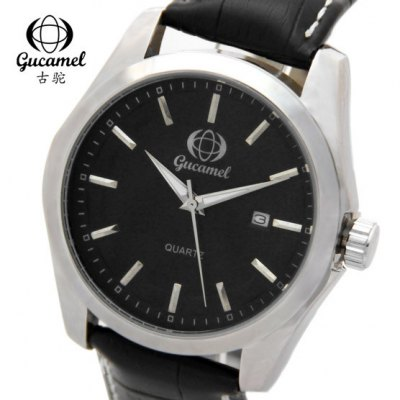 Gucamel B006 Men Calendar Quartz Watch