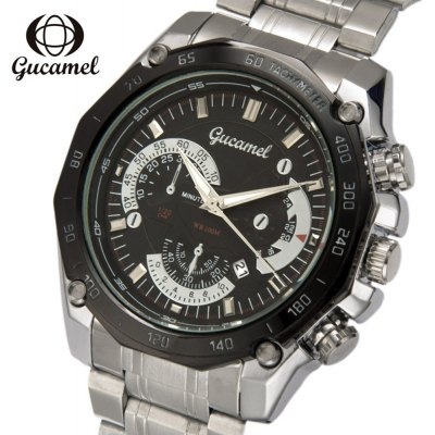Gucamel B031 Men Quartz Watch