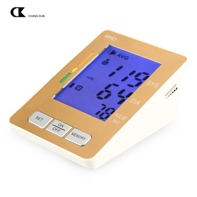 CHANGKUN Electronic Voice Automatic Arm Blood Pressure Meter