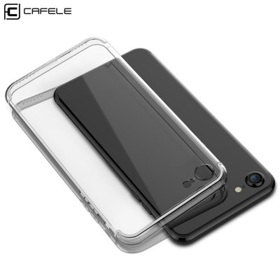 CAFELE Original Series Soft TPU Back Case for iPhone 7