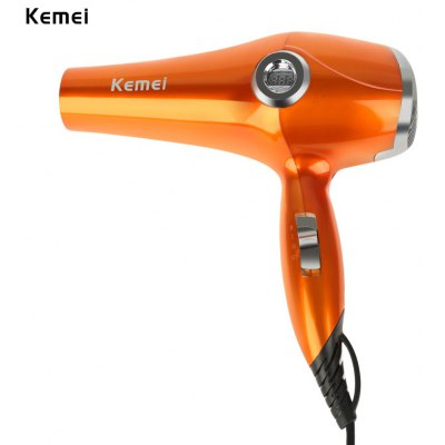 Kemei KM - 3320 Electric Portable Traveller Compact Hair Dryer