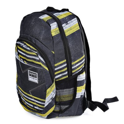 HALFMOON TRIBE Casual Backpack Trend School Travel BagBackpacks<br>HALFMOON TRIBE Casual Backpack Trend School Travel Bag<br><br>Closure Type: Zipper<br>Drawbars: No<br>Gender: For Unisex<br>Main Material: Polyester<br>Package Content: 1 x Backpack<br>Package size (L x W x H): 34.00 x 6.00 x 50.00 cm / 13.39 x 2.36 x 19.69 inches<br>Package weight: 0.5000 kg<br>Pattern Type: Solid<br>Product size (L x W x H): 32.00 x 16.00 x 48.00 cm / 12.6 x 6.3 x 18.9 inches<br>Product weight: 0.4700 kg<br>Style: Fashion<br>Travel Bag: Travel Duffle