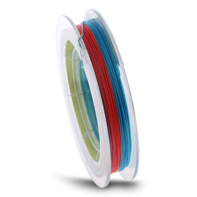 AISHANG 100M Monofilament PE 8 Strands Fishing Line