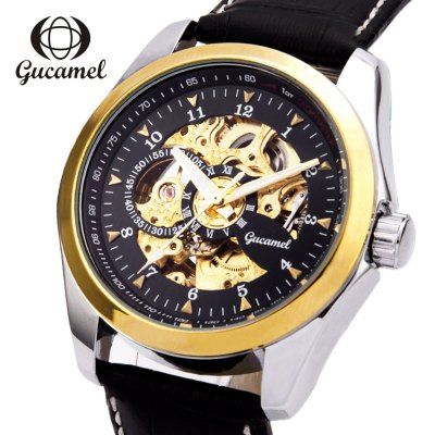 Gucamel G006 Male Auto Mechanical Watch