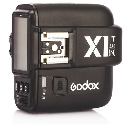 Godox X1T - N TTL Flash Trigger for Nikon Series Cameras