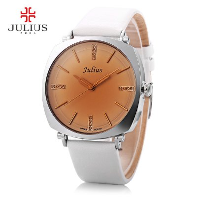 Julius JA - 388M Men Square CaseQuartz Watch