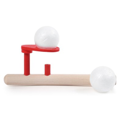 Classic Wooden Floating Ball Toy