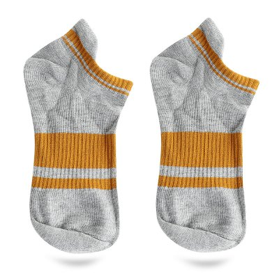 Paired Female Cotton Breathable Sport Socks