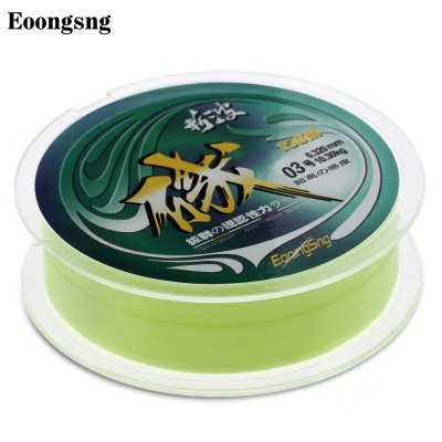 Eoongsng 150M Monofilament PE Fishing Line Fish Tackle