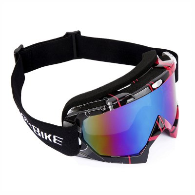 WOLFBIKE Unisex UV Protection Anti-fog Lens Skiing Goggles Beaumont Продажа б у товаров