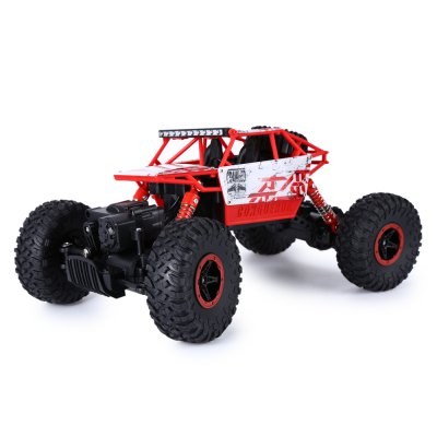 HB P1801 2.4GHz Remote Control Rock Crawler