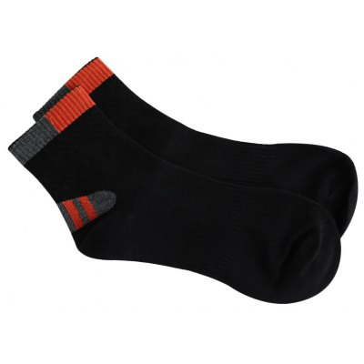 Paired Male Sports Socks