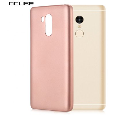 OCUBE Soft TPU Back Case for Xiaomi Redmi 4 High Edition