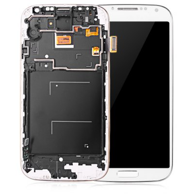 Replacement LCD Screen Digitizer Frame for Samsung S4 I9500