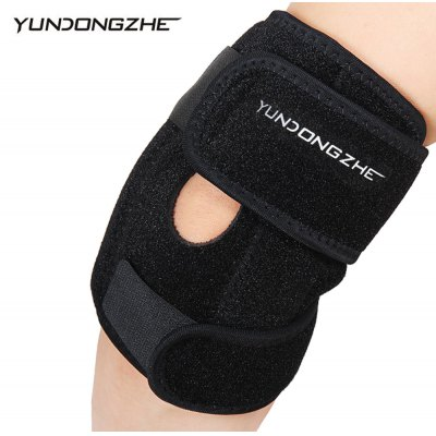 YUNDONGZHE Adult Wrap Arm Elbow Sleeve Pad Support