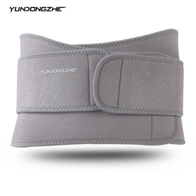 YUNDONGZHE Gym Fitness Slimming Waist Belt