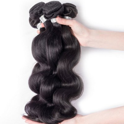 1pc Brazilian Virgin 8A Hair WeaveHair Weaves<br>1pc Brazilian Virgin 8A Hair Weave<br><br>Density Type: 130%<br>Hairstyling: Wavy<br>Lace Closure: Lace Closure<br>Made Method: Half Machine Made &amp; Half Hand Tied<br>Package Contents: 1 x Hair Weave<br>Package size (L x W x H): 30.00 x 20.00 x 5.00 cm / 11.81 x 7.87 x 1.97 inches<br>Package weight: 0.1700 kg<br>Part Design: Free Part<br>Product weight: 0.1250 kg<br>Quality: Vigin Hair<br>Source: Brazilian Hair