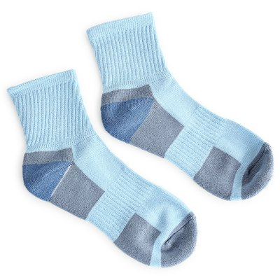 Paired Women Cotton Sock for Tennis Basketball Badminton
