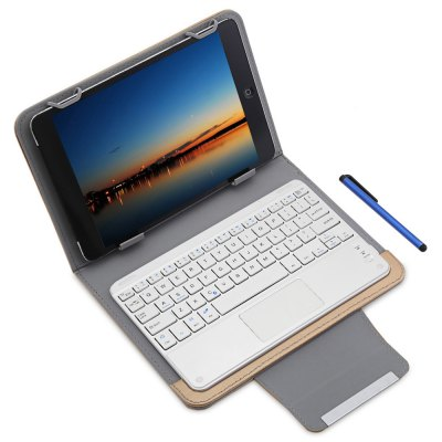 3 in 1 Bluetooth Keyboard Touch Control Tablet Case 9 / 10 inch