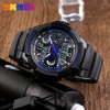 Skmei 1060 LED Sports Watch with Double Japan Movts Waterproof Design and Plastic Watch Band deal