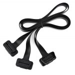 2 in 1 OBD2 Cable Extension Adapter