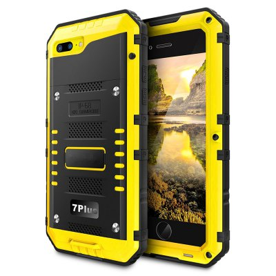 IP68 Waterproof Dustproof Shockproof Case for iPhone 7 PlusiPhone Cases/Covers<br>IP68 Waterproof Dustproof Shockproof Case for iPhone 7 Plus<br><br>Function: Anti-knock, Dirt-resistant, Water/Dirt/Shock Proof<br>Package Contents: 1 x Case<br>Package Size(L x W x H): 22.70 x 13.70 x 25.30 cm / 8.94 x 5.39 x 9.96 inches<br>Package weight: 0.403 kg<br>Product weight: 0.245 kg<br>Type: Case