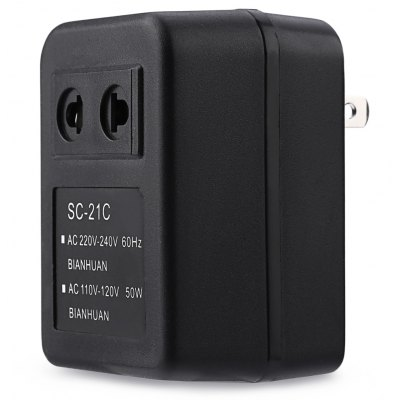 Indoor Use SC - 21C 50W Voltage Converter