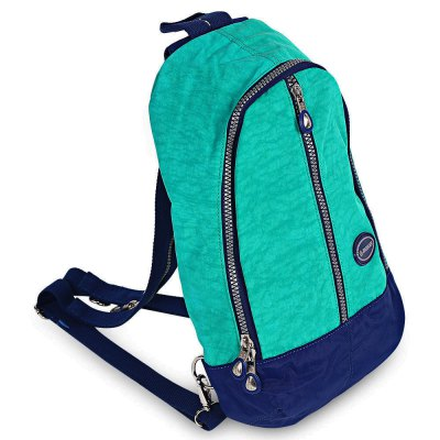JINQIAOER Cross Body Chest BagBackpacks<br>JINQIAOER Cross Body Chest Bag<br><br>For: Adventure, Climbing, Fishing, Hiking, Other<br>Material: Nylon<br>Package Contents: 1 x Bag<br>Package size (L x W x H): 23.00 x 10.00 x 40.00 cm / 9.06 x 3.94 x 15.75 inches<br>Package weight: 0.290 kg<br>Product size (L x W x H): 20.00 x 8.00 x 37.00 cm / 7.87 x 3.15 x 14.57 inches<br>Product weight: 0.250 kg<br>Type: Backpack