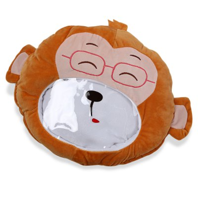 Cute Visible Cell Phone Screen Hand Warmer Pillow GiftStuffed Cartoon Toys<br>Cute Visible Cell Phone Screen Hand Warmer Pillow Gift<br><br>Age Range: &gt; 3 years old<br>Features: Soft<br>Material: Plush<br>Package Contents: 1 x Hand Warmer Plush Doll<br>Package Size(L x W x H): 36.00 x 31.00 x 10.00 cm / 14.17 x 12.2 x 3.94 inches<br>Package weight: 0.273 kg<br>Product Size(L x W x H): 35.00 x 30.00 x 8.00 cm / 13.78 x 11.81 x 3.15 inches<br>Product weight: 0.243 kg<br>Type: Cushion/Pillow