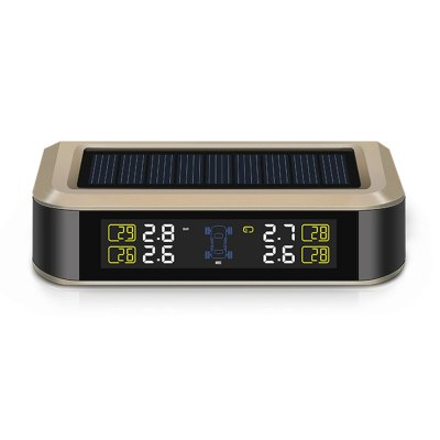 Solar TPMS Tire Pressure Monitoring System
