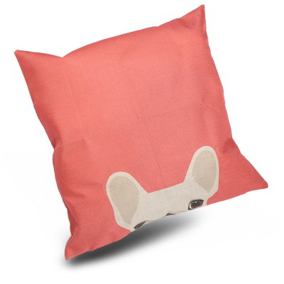 Hide Cat Dog Cotton Linen Pillow Cushion Cover CasePillow<br>Hide Cat Dog Cotton Linen Pillow Cushion Cover Case<br><br>Package Contents: 1 x Pillow Cushion Cover<br>Package Size(L x W x H): 13.00 x 13.00 x 4.00 cm / 5.12 x 5.12 x 1.57 inches<br>Package weight: 0.102 kg<br>Product Size(L x W x H): 45.00 x 45.00 x 0.20 cm / 17.72 x 17.72 x 0.08 inches<br>Product weight: 0.081 kg