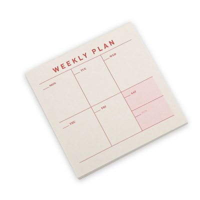 3 Type Business Office To-do List Notebook NotepadStamps &amp; Bookmarks<br>3 Type Business Office To-do List Notebook Notepad<br><br>Product weight: 0.050 kg<br>Package weight: 0.075 kg<br>Product size (L x W x H): 9.40 x 9.40 x 5.00 cm / 3.7 x 3.7 x 1.97 inches<br>Package size (L x W x H): 10.40 x 10.40 x 6.00 cm / 4.09 x 4.09 x 2.36 inches<br>Package Contents: 1 x Notebook