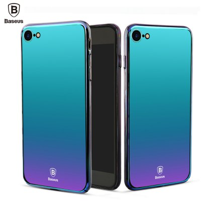 Baseus Glass Case Ultra Thin PC Cover for iPhone 7 4.7 inch