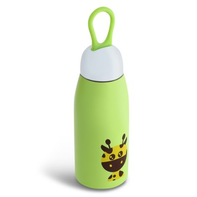 360ML Cute Belly Stainless Steel Vacuum Bottle CupWater Cup &amp; Bottle<br>360ML Cute Belly Stainless Steel Vacuum Bottle Cup<br><br>Applicable People: Adults, Children<br>Boiling Water: Not Applicable<br>Material: Stainless Steel<br>Package Contents: 1 x Vacuum Cup<br>Package Size(L x W x H): 7.00 x 7.00 x 23.00 cm / 2.76 x 2.76 x 9.06 inches<br>Package weight: 0.2700 kg<br>Product Size(L x W x H): 6.50 x 6.50 x 22.50 cm / 2.56 x 2.56 x 8.86 inches<br>Product weight: 0.2040 kg